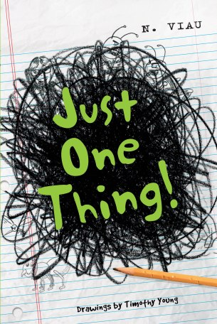 Just One Thing cover
